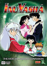 InuYasha - Vol. 44: The Most Dangerous Confession (DVD, 2006)