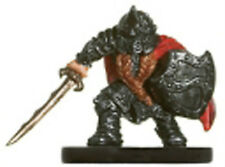 D&D MINIATURES DWARF MERCENARY 31/60 C ANGELFIRE