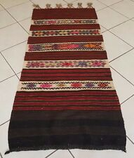Vintage Turkish Rugs For Sale,Kilim Runner Hallway Rug,Carpet Runners 2.4x5.2ft