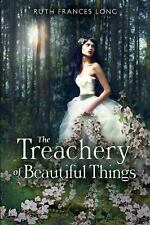 The Treachery of Beautiful Things-ExLibrary