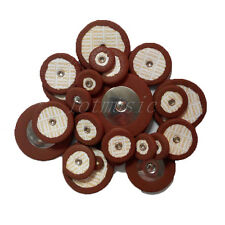 High Quality Alto Saxophone Pads Complete Set of 25 pads Brown Leather Sax Parts