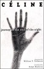 Journey to the End of the Night by Ralph Manheim and Louis-Ferdinand Céline...