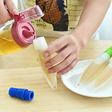 Silicone Baking Brushs Liquid Oil Cake Butter Bread Pastry Brush Baking Tool FG