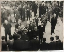 IRAN PERSIA,M.REZA SHAH PAHLAVI,VINTAGE PHOTO,165 x 205 mm.UK UNDISCLOSED PLACE.