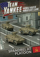 Flames of War BNIB Team Yankee Spandrel Anti-tank Platoon (x3) TSBX11