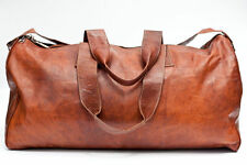 Leather Weekend Bag, duffel bag, gym bag, travel bag, RRP £110.00