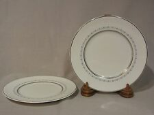 "Royal Doulton ""Tiara"" Salad Plates - Set of 2"