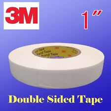 "3M Heavy Duty Double Sided General Purpose Scrapbook Tape 1""x 165' Adhesives 55Y"