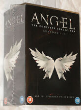 Angel - Complete Collection 30 DVD BOX SET (Buffy Vampire Slayer) UK R2 SEALED