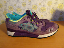 Mens Asics Gel Lyte iii Trainers - UK 9