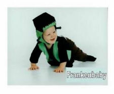 BABY FRANKENSTEIN Infant Halloween Costume - Size 0-6 Mo - 100% Cotton - NEW