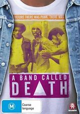 A Band Called Death - Sex Pistols DVD NEW