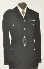"HAMPSHIRE FIRE AND RESCUE SERVICES TAILORED BY G.D GOLDING UNIFORM JACKET 40"" R"