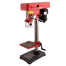 EBERTH 550W Rotary Pillar Drill Bench Top Table Press Drilling Machine 5 Speed