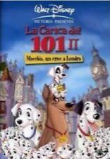 DISNEY DVD La carica dei 101 II prima edizione BV