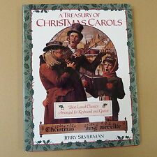christmas A TREASURY PF CHRISTMAS CAROLS, Jerry Silverman