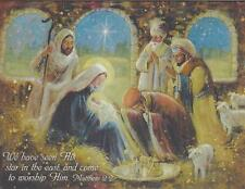 Lang Christmas Cards, 6 Boxes Of 21, 126 Cards, Gifts Of The Magi (103)