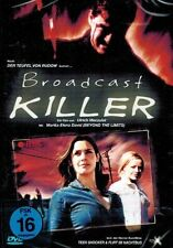 DVD NEU/OVP - Broadcast Killer - Marika Elena David