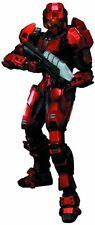 Officially Licensed Halo Combat Evolved Spartan Mark V RED Play Arts Kai