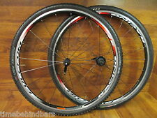 FULCRUM RACING 5 700 CLINCHER CYCLOCROSS RIM BRAKE ROCKET RON SMALL BLOCK EIGHT