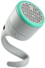 Polk Audio Boom Swimmer Jr Waterproof Wireless Bluetooth Speaker Grey/Mint