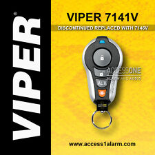 Viper 7141V 1-Way Replacement Remote Control Transmitter Fob EZSDEI7141 7145V