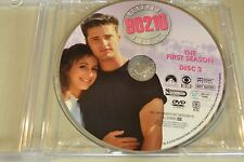 Beverly hills 90210 First Season 1 Disc 3 Replacement DVD Disc Only*