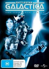 Battlestar Galactica (1978): The Complete Series (6 Disc Set) - DVD Region 2
