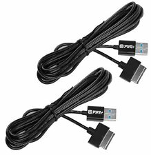 2X Data Charger Cable for Asus Transformer Pad Infinity Tf700 Tf700t Charge Cord