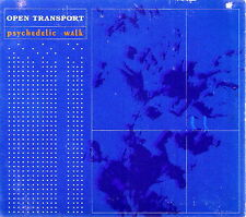 OPEN TRANSPORT - Psychedelic Walk 2002 CD (Digipack) Nuovo SIGILLATO