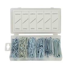 Goupilles goupille splitpins pin taille tailles diverses 500 pc