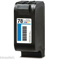 1 x Cartucho De Tinta No OEM Alternativa Con HP No 78 Color 38ml 6578A