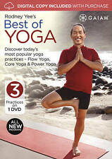 Rodney Yee's Best of Yoga New DVD
