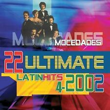 NEW/Sealed CD Mocedades 22 Ultimate Latin Hits 4 - 2002