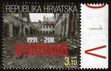 CROATIA 2011 MNH DESTRUCTION OF VULKOVAR
