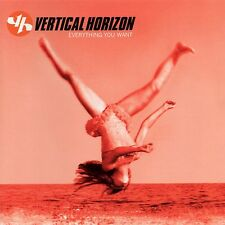 CD Vertical Horizon Everything You Want You're a God Best I Had Verticle Horizen