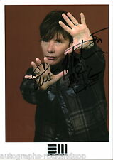Eric Martin Mr Big signed autograph UACC AFTAL