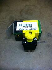 John Deere G100 GT225 GT235 GT245 GX255 LT190 LX255 PTO Switch AM127393 New OEM