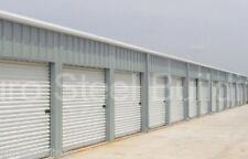 DURO Steel Mini Self Storage Structures 40x100x8.5 Metal Building Kits DiRECT