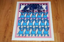 George Rodrigue Blue Dog Codex Blue Dog Screen Proof Silkscreen Print Signed Art