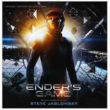 Ender's Game [Original Soundtrack] (CD, Oct-2013, VarŠse Sarabande (USA))