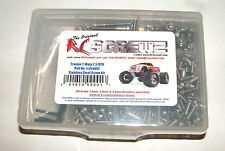 TRAXXAS T-MAXX 2.5 RC SCREWZ SCREW SET STAINLESS STEEL TRA001