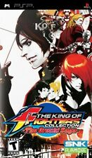 King of Fighters: Orochi Saga PSP New Sony PSP