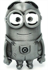 New Minion Silver Belt Buckle Despicable Me UK Gift Stylish High Quality 3D