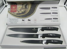 BEHRINGER SWITZERLAND 3 PCS NON STICK  KITCHEN KNIFE SET