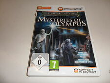PC  Beyond the Legend: Mysteries of Olympus