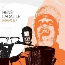 Rene Lacaille - Mapou (CD 2004) NEW & SEALED