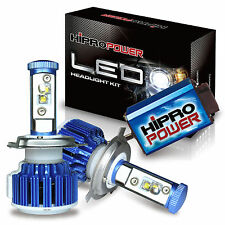 80W CREE XM-L2 LED Headlight Bulbs Toyota Tacoma 1997-2011 2012 2013 2014 2015