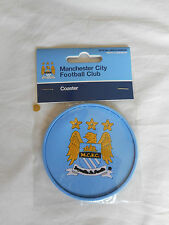 Man City Coaster - Manchester City Rubber Coaster - Official Product -Ideal Gift