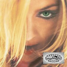 GHV2 by Madonna (CD, Nov-2001, Warner Bros.) MINT CD